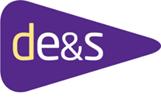Logo - DE&S